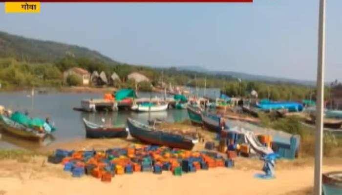 Goa Govt banned On Import Fish.